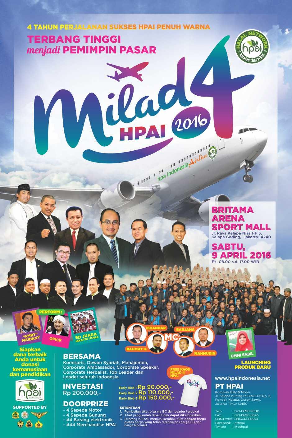 Poster Milad 4 20162